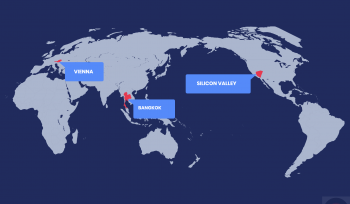 Silicon Valley, Bangkok, Vienna. Coinstox is going to be fastest growing company in CeDefi